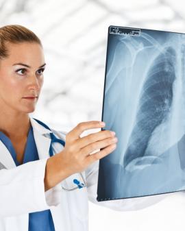 Operador de Rayos X con diagnóstico general