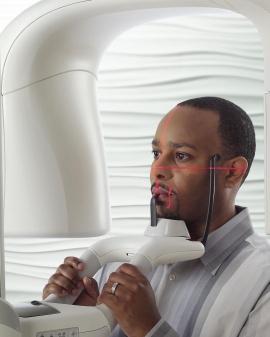 Operador Rayos X de diagnóstico dental o podológico