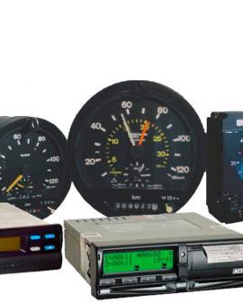 Tacógrafo y tacógrafo digital