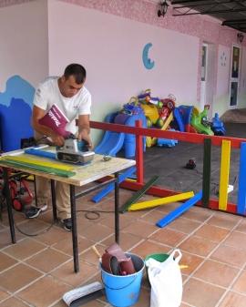 Preparación de soportes y productos para la aplicación del acabado